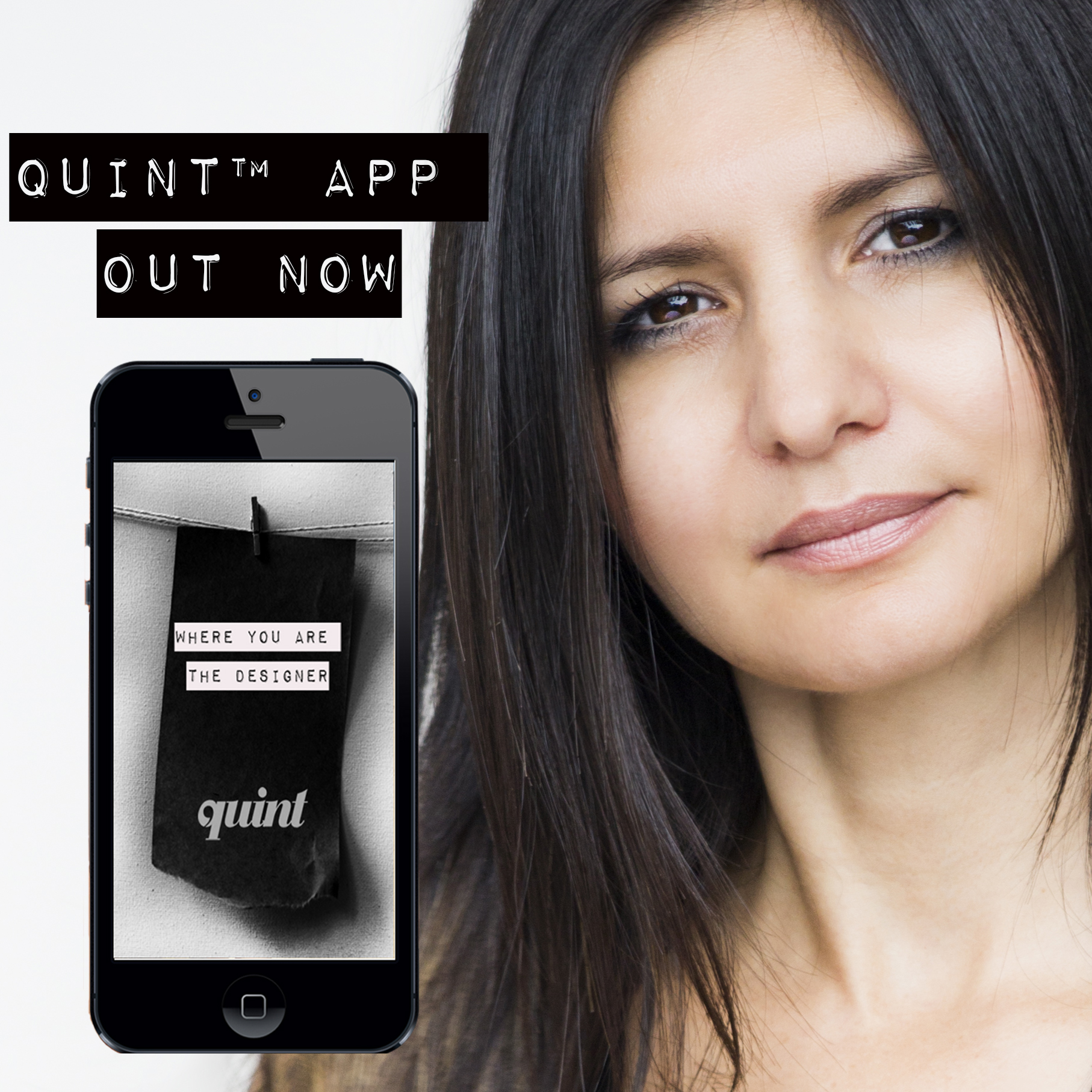Melina Wilkins, Founder of quint™ app.